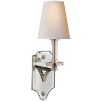 Visual Comfort R-TOB2330PN-NP Thomas OBrien Verona 1 Light 6 inch Polished Nickel Decorative Wall Light TOB2330PN-NP - Open Box