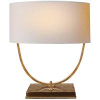 Visual Comfort R-TOB3180HAB-NP Thomas OBrien Kenton 16 inch 40 watt Hand-Rubbed Antique Brass Decorative Table Lamp Portable Light TOB3180HAB-NP -