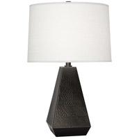 Robert Abbey R-Z9872 Dal 26 inch 150 watt Deep Patina Bronze Table Lamp Portable Light Z9872 - Open Box
