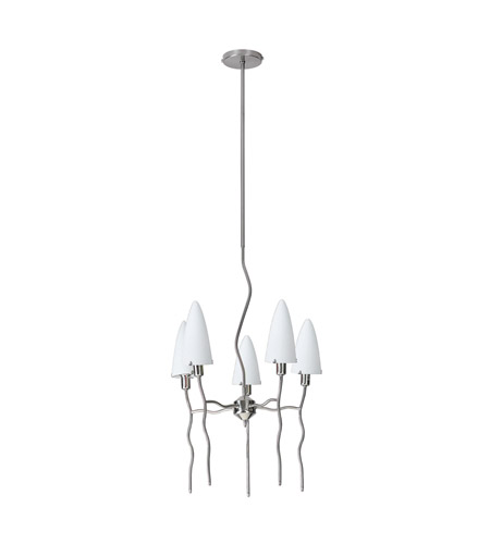 Steel Moderne Chandeliers