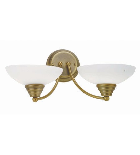 Lite Source LS-16142BRZ Maestro 2 Light 18 inch Bronze Wall Lamp Wall Light photo