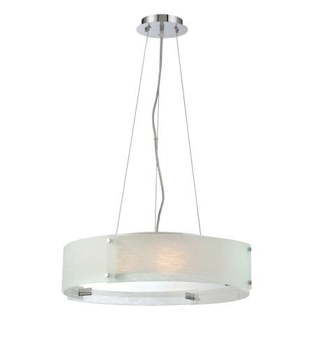 Lite Source Ls 19420c Fro Kaelin 3 Light 21 Inch Chrome Pendant Ceiling
