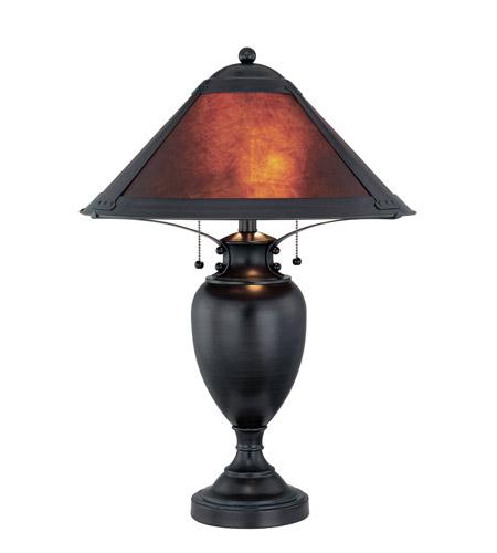 Lite Source Ls 21437 Mischa 26 Inch 13 Watt Dark Bronze Table Lamp Portable Light