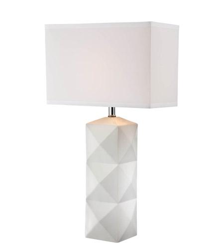 Lite Source Ls 22239wht Robena 28 Inch 150 Watt White Table Lamp