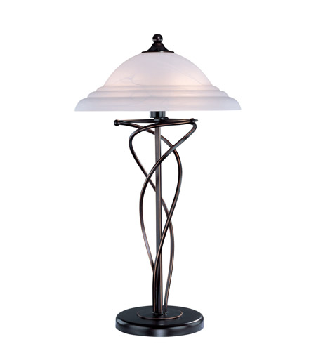 Lite Source Dark Bronze Table Lamps