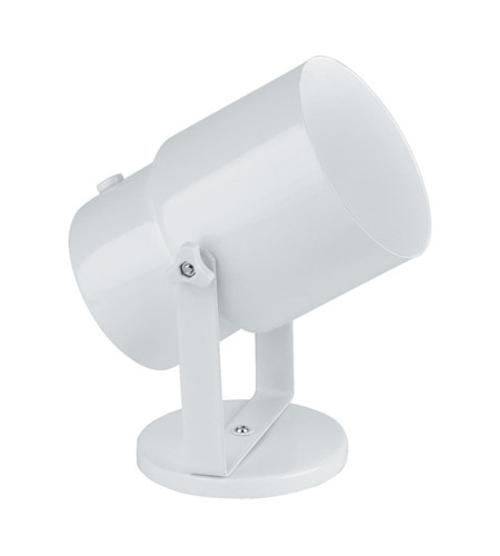 Lite Source Pin-up 1 Light CFL Wall Lamp in White LSF-113WHT photo