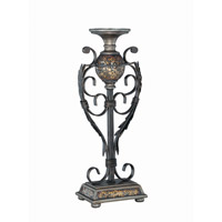 Lite Source C41032 Narcisco 17 X 6 inch Candleholder