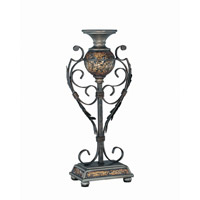 Lite Source C41033 Narcisco 18 X 9 inch Candleholder