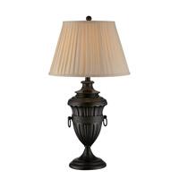 Lite Source C41259 Lachlan 29 inch 23 watt Aged Black Table Lamp Portable Light