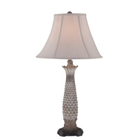 Lite Source C41353 Lourdes 32 inch 23 watt Light Brown Table Lamp Portable Light