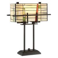 Lite Source C41396 Mansur 21 inch 13 watt Table Lamp Portable Light