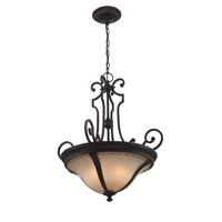 Signature 3 Light 19 inch Pendant Ceiling Light