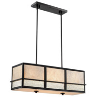 Lite Source C71402 Hyden 4 Light 32 inch Dark Bronze Pendant Ceiling Light