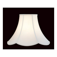 Lite Source Accessories Shade in Antique Satin Scallop with Trim CH107-18