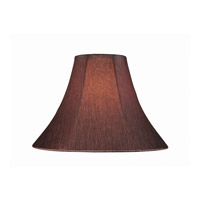 Lite Source Accessories Shade in Red CH1142-18