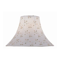 Lite Source Accessories Shade in White Jacquard CH1148-18