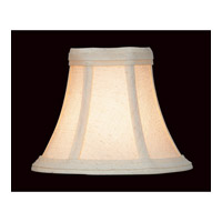 Lite Source CH507-6 Accessories Beige Chandelier Shade