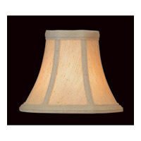 Lite Source CH511-6 Accessories Beige Chandelier Shade