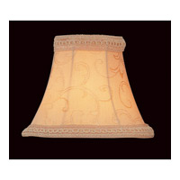 Accessories Beige Jacquard with Trim Chandelier Shade