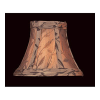 Accessories Copper Jacquard Chandelier Shade