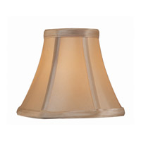 Lite Source Accessories Chandelier Shade in Light Gold CH5172-6