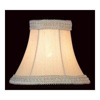 Accessories Lace Trim Chandelier Shade