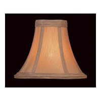 Lite Source Accessories Chandelier Shade in Soft Glow Gold CH538-6