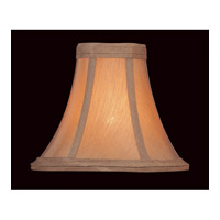 Lite Source Accessories Chandelier Shade in Soft Glow Gold CH538-7