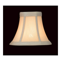 Lite Source CH543-6 Accessories Linen Chandelier Shade