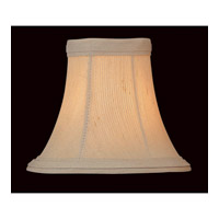 Accessories Beige Chenille Chandelier Shade