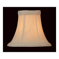 Lite Source Accessories Chandelier Shade in Beige Chenille CH544-7