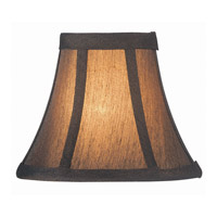 Lite Source CH594-6 Accessories Bronze Chandelier Shade