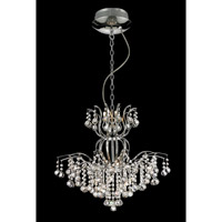 Lite Source Epiphany 12 Light Chandelier in Chrome EL-10107