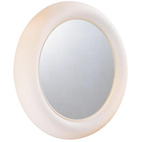 Oki 2 Light 17 inch Frost Vanity Wall Light