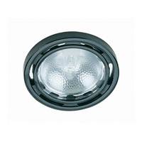 Lite Source Mini Lite 1 Light Micro Recessed in Black LS-1202BLK