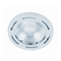 Lite Source Mini Lite 1 Light Recessed Light in White LS-1202WHT