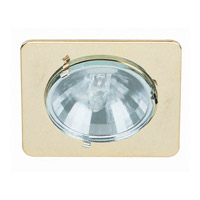Lite Source Mini Lite 1 Light Micro Recessed in Polished Brass LS-1203PB