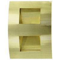 Lite Source Zaya 1 Light Sconce in Polished Brass LS-1321PBS