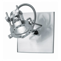 Lite Source Technic 1 Light Wall Lamp in Polished Steel LS-13371PS