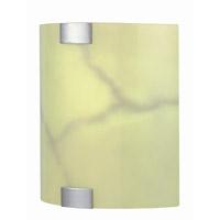 Lite Source LS-1627 Nimbus 1 Light 9 inch Polished Steel Wall Sconce Wall Light