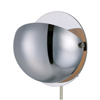 Lite Source Orsen 1 Light Sconce in Chrome LS-16440C