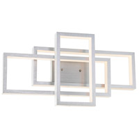 Lite Source LS-16518ALU Pankler 1 Light 25 inch Wall Sconce Wall Light