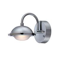 Lite Source LS-16681C Dekel LED 5 inch Chrome Wall Sconce Wall Light