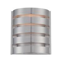 Lite Source LS-16815 Macrae 1 Light 8 inch Aluminum Wall Sconce Wall Light