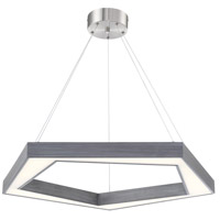 Lite Source LS-19370 Pentex 1 Light 22 inch Pendant Ceiling Light