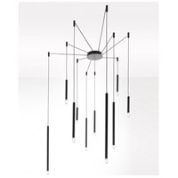Lite Source LS-19510 Canberra 10 Light 25 inch Pendant Ceiling Light