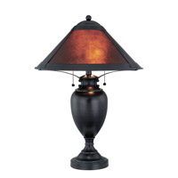 Lite Source LS-21437 Mischa 26 inch 13 watt Dark Bronze Table Lamp Portable Light