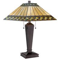 Lite Source LS-22131 Churchill 25 inch 60 watt Table Lamp Portable Light