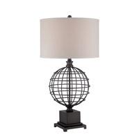 Lite Source LS-22526 Brenton 31 inch 23 watt Dark Bronze Table Lamp Portable Light