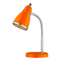 Lite Source Kris 1 Light Desk Lamp in Chrome LS-22535ORN